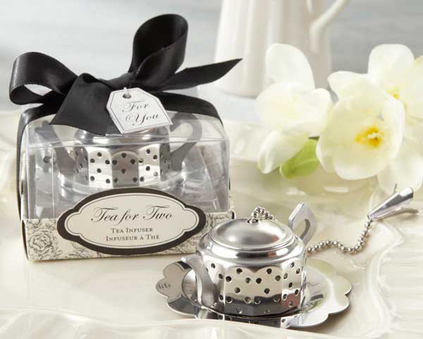 <center>�Tea for Two� Teapot Tea Infuser </center>