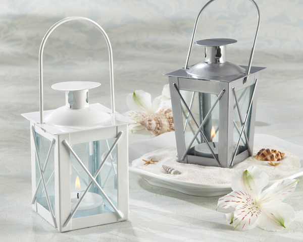 <center>Luminous Mini-Lanterns SILVER</center>