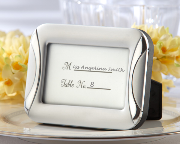 <center>Brushed Metal Photo Frame and Placeholder </center>
